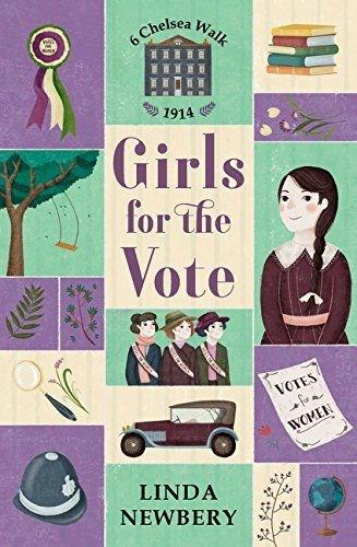 Girls for the Vote (Paperback)