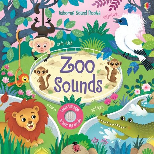 Zoo Sounds (Board book)