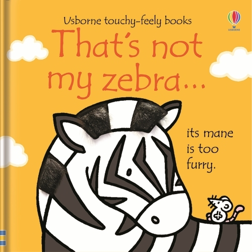 That's not my zebra... - That's not my... (Board book)