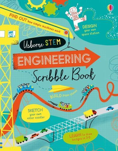 Engineering Scribble Book - Scribble Books (Hardback)