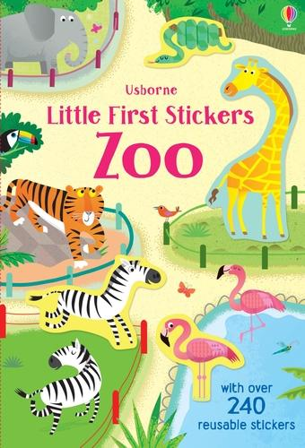 Little First Stickers Zoo - Little First Stickers (Paperback)
