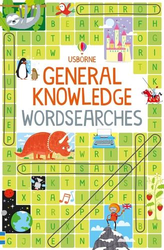 General Knowledge Wordsearches (Paperback)