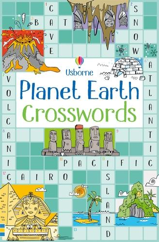 Planet Earth Crosswords (Paperback)