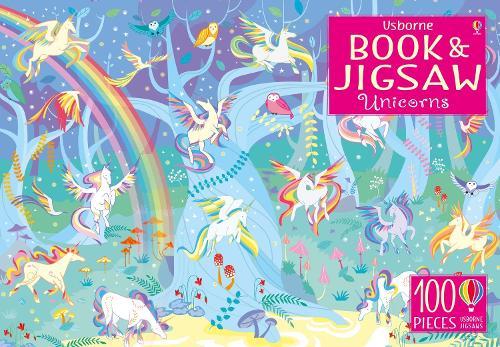 Unicorns - Usborne Book and Jigsaw