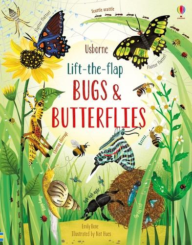 Lift-the-Flap Bugs and Butterflies - Lift-the-Flap (Board book)