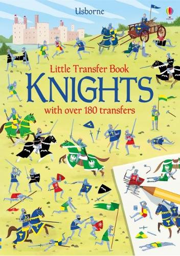 Knights Transfer Activity Book - Transfer Activity Books (Paperback)