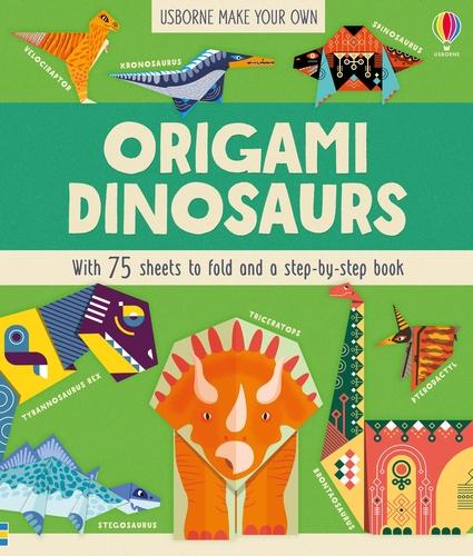 Origami Dinosaurs (Paperback)