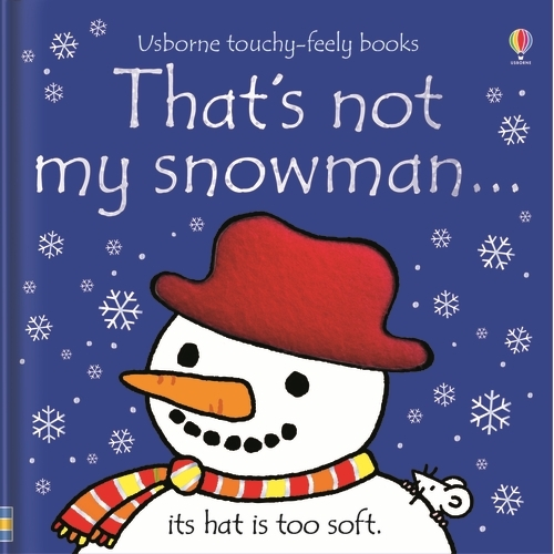 That's not my snowman... - THAT'S NOT MY (R) (Board book)