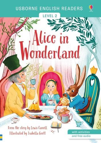 Alice in Wonderland - English Readers Level 2 (Paperback)