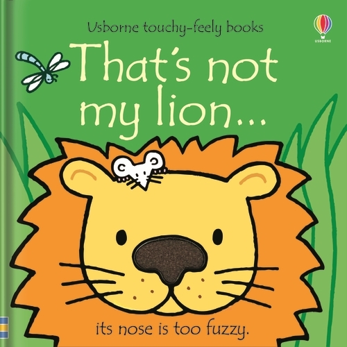 That's not my lion... - THAT'S NOT MY (R) (Board book)