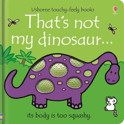 That's not my dinosaur... - That's not my... (Board book)