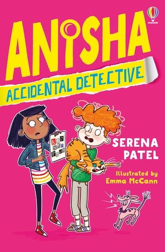 Anisha, Accidental Detective - Anisha the Accidental Detective (Paperback)