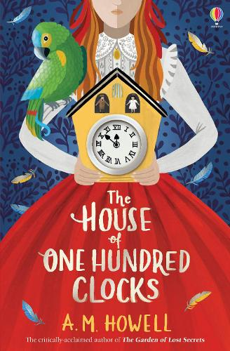 The House of One Hundred Clocks (Paperback)