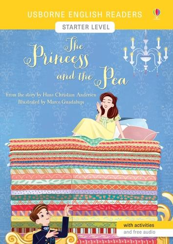 The Princess and the Pea - English Readers Starter Level (Paperback)