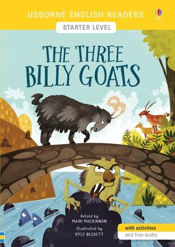 The Three Billy Goats - English Readers Starter Level (Paperback)