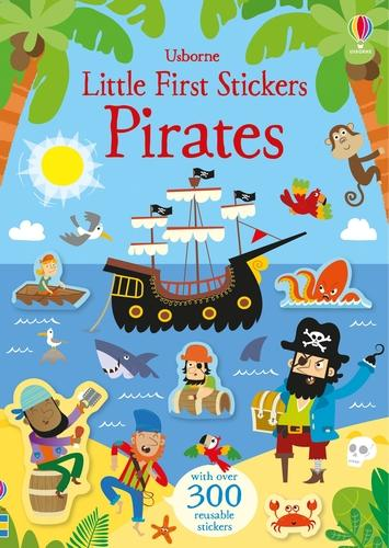 Little First Stickers Pirates - Little First Stickers (Paperback)