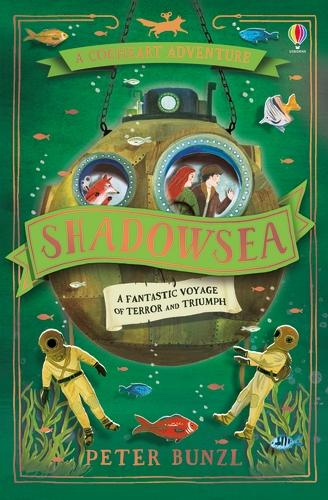 Shadowsea - The Cogheart Adventures 4 (Paperback)