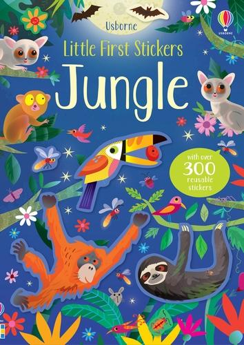 Little First Stickers Jungle - Little First Stickers (Paperback)