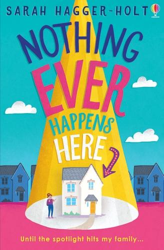 Nothing Ever Happens Here (Paperback)