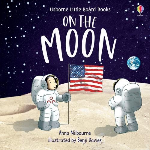 On the Moon - Little Board Books (Board book)
