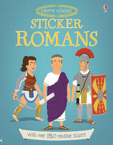 Sticker Romans (Paperback)