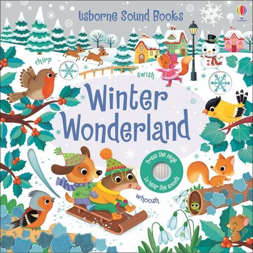 Winter Wonderland Sound Book - Sound Books (Board book)