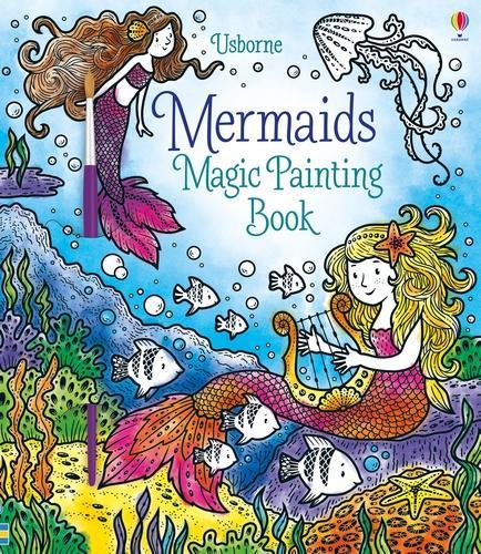 Magic Painting Mermaids - Magic Painting (Paperback)