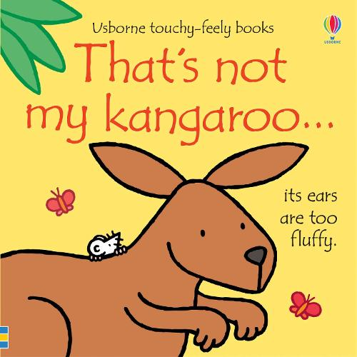 That's not my kangaroo... - That's not my... (Board book)