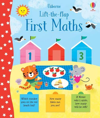 Lift-the-Flap First Maths (Board book)