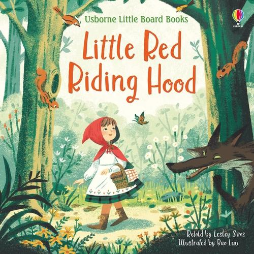 Little Red Riding Hood by Lesley Sims, Bao Luu | Waterstones