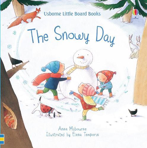 The Snowy Day - Little Board Books (Board book)