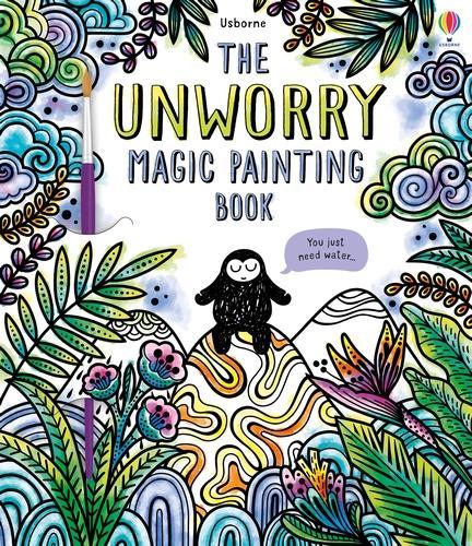 Unworry Magic Painting Book - Magic Painting Books (Paperback)