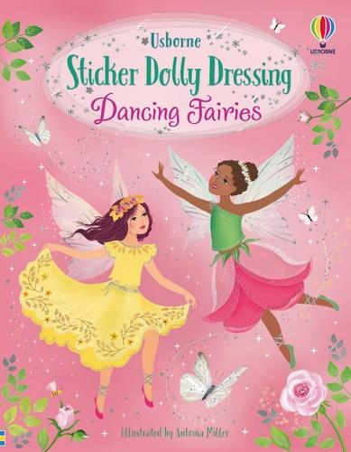 Sticker Dolly Dressing Dancing Fairies - Sticker Dolly Dressing (Paperback)