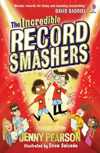 The Incredible Record Smashers (Paperback)