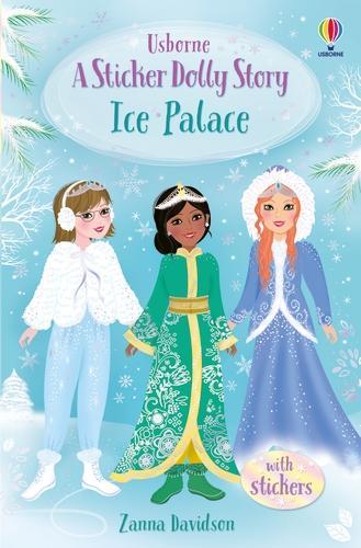 Ice Palace - Sticker Dolly Stories (Paperback)