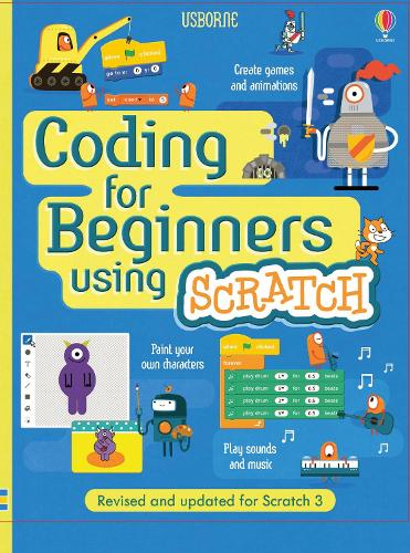 Coding for Beginners: Using Scratch - Coding for Beginners (Spiral bound)