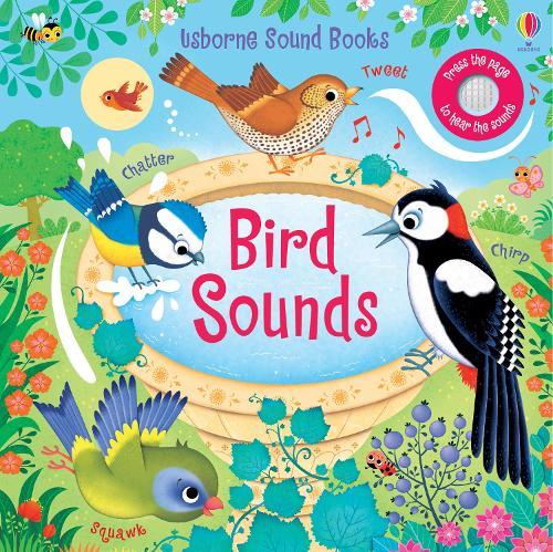 Bird Sounds - Sound Books (Board book)