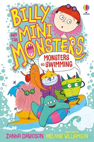 Monsters go Swimming - Billy and the Mini Monsters (Paperback)