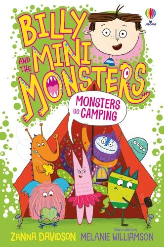 Monsters go Camping - Billy and the Mini Monsters (Paperback)