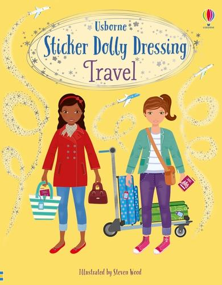 Sticker Dolly Dressing Travel - Sticker Dolly Dressing (Paperback)