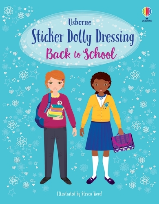 Sticker Dolly Dressing Back to School - Sticker Dolly Dressing (Paperback)
