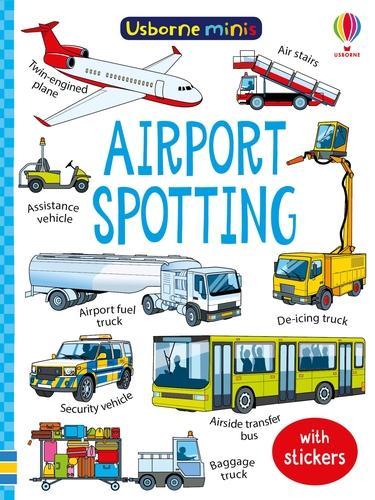 Airport Spotting - Usborne Minis (Paperback)