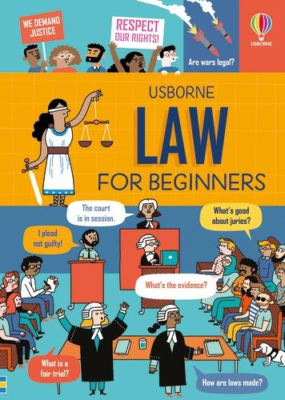 Law for Beginners - For Beginners (Hardback)