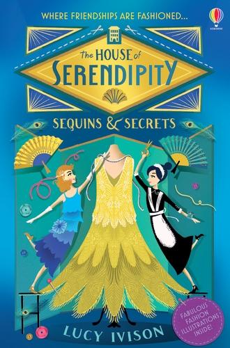Sequins and Secrets - The House of Serendipity (Paperback)
