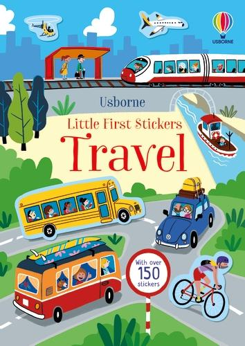 Little First Stickers Travel - Little First Stickers (Paperback)