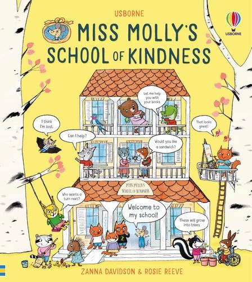 Miss Molly's School of Kindness - Miss Molly (Hardback)