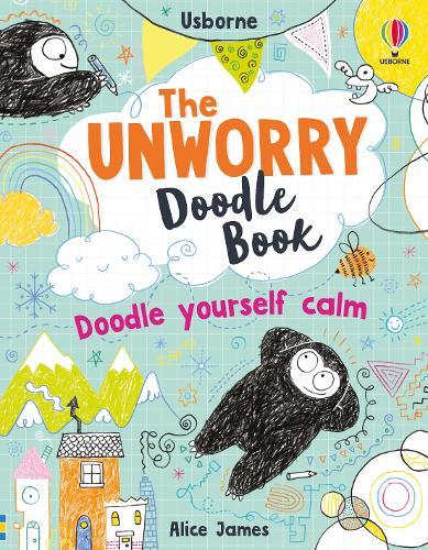 Unworry Doodle Book - Unworry (Paperback)