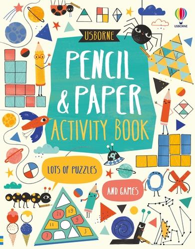 Pencil and Paper Activity Book - Activity Book (Paperback)