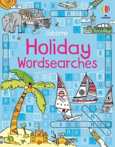 Holiday Wordsearches - Puzzles, Crosswords & Wordsearches (Paperback)