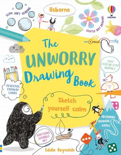 Unworry Drawing Book - Unworry (Paperback)